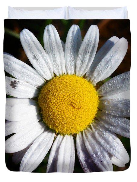 Flower Power Duvet Cover by Bill Cannon