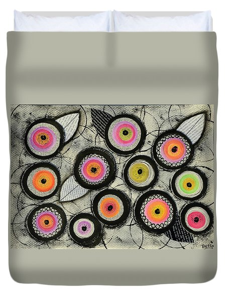 Flower Series 2 Duvet Cover