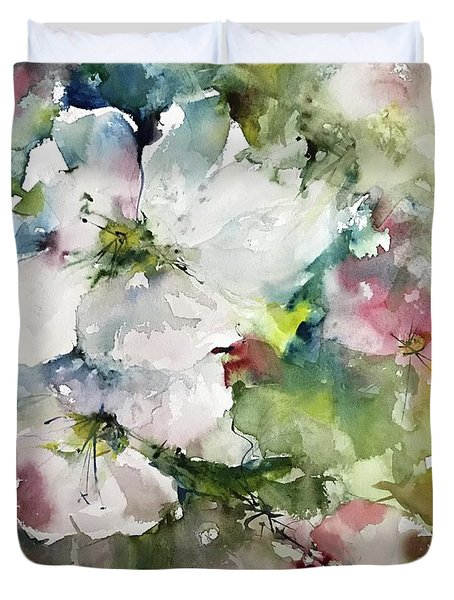 Flower Series 2017 Duvet Cover