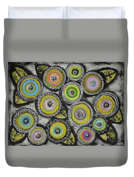 Flower Series 7 Duvet Cover