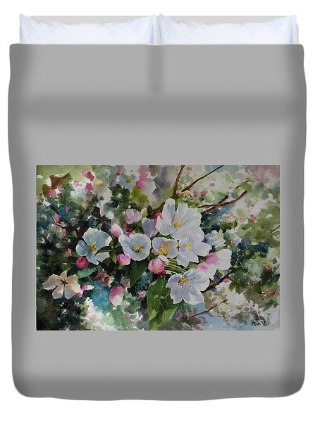 Flower_12 Duvet Cover