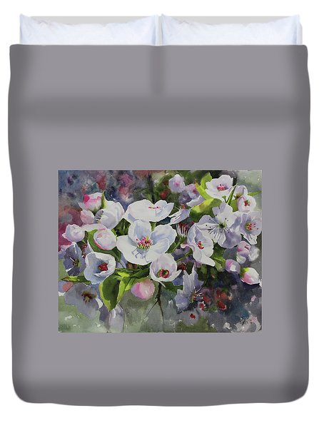 Flower_13 Duvet Cover