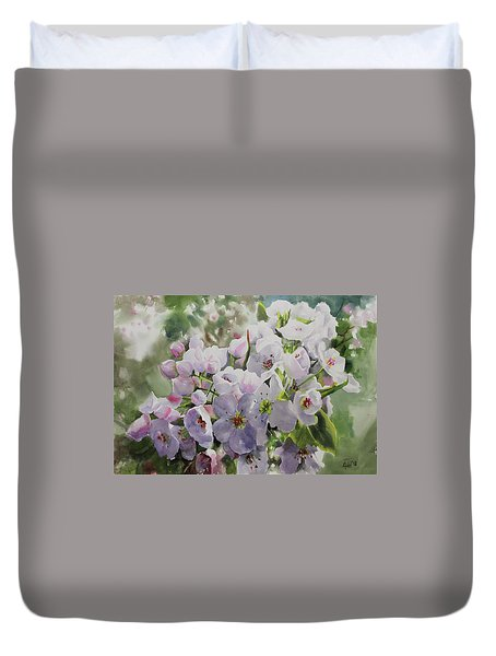 Flower_14 Duvet Cover