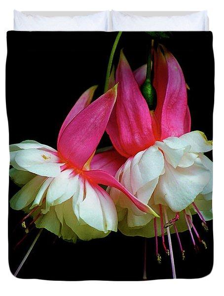 Flowers 82 Duvet Cover
