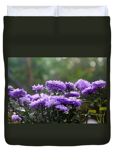 Flowers Edition Duvet Cover