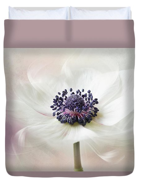 Flowers From Venus Duvet Cover