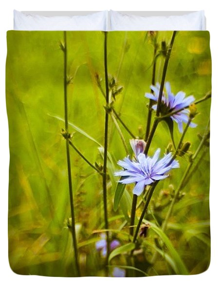 #flowers #lensbaby #composerpro Duvet Cover