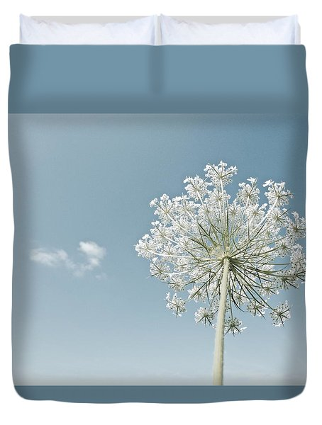 Fluffy Cloud Duvet Cover