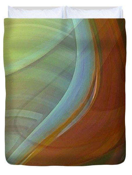Fluidity Duvet Cover