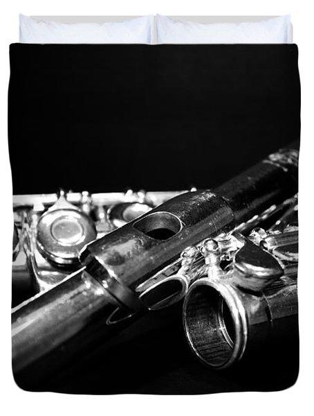 Flute Series I Duvet Cover