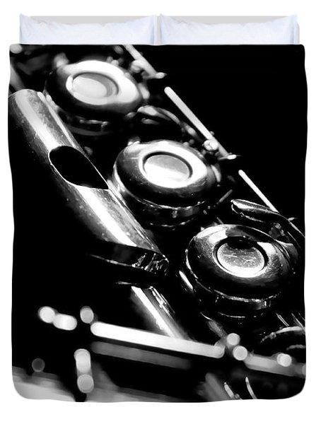 Flute Series IIi Duvet Cover