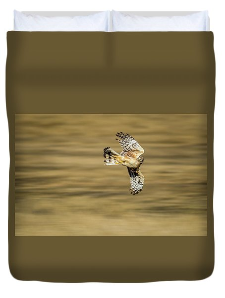 Fly-by Duvet Cover