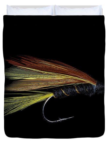 Fly Fishing 3 Duvet Cover