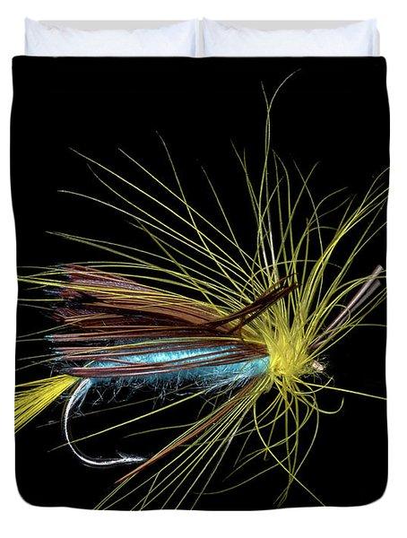 Fly-fishing 6 Duvet Cover