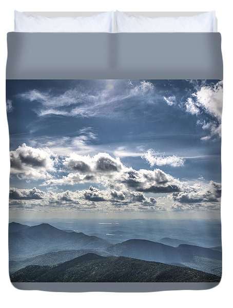 Fly High Duvet Cover