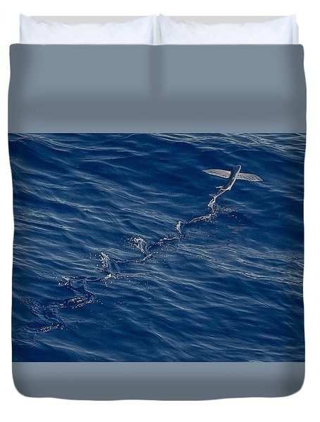 Flyer Duvet Cover