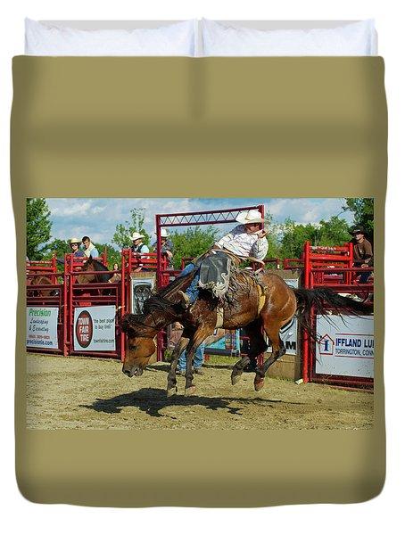 Flying A Horse Duvet Cover