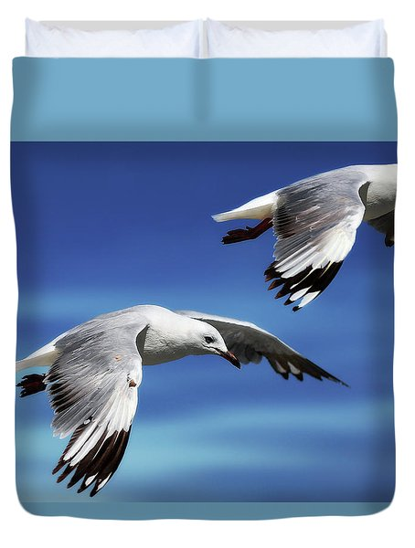Flying High 0064 Duvet Cover