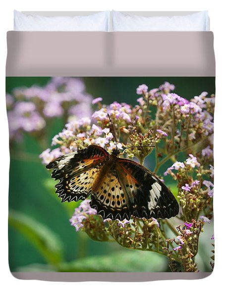 Flying High 1 Duvet Cover