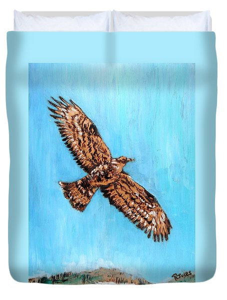 Flying High Duvet Cover