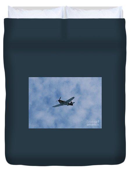 Flying Tiger 1 Duvet Cover