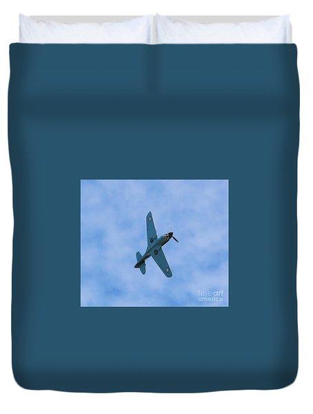 Flying Tiger 3 Duvet Cover