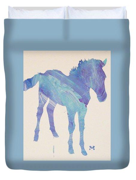 Foal Duvet Cover