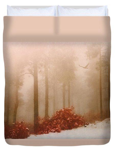Fog IIi Duvet Cover