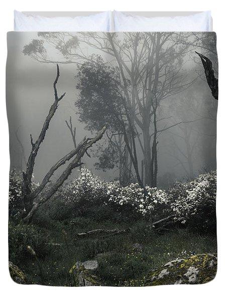 Fogscape Duvet Cover