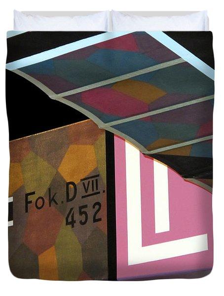 Fokker D Vii Duvet Cover