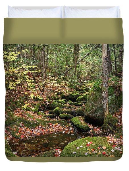 Foliage Duvet Cover