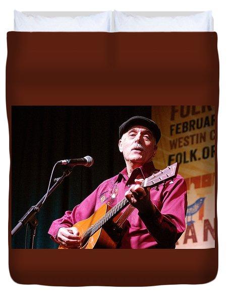 Folk Alliance 2014 Duvet Cover