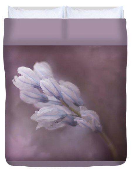 For A Moment Duvet Cover