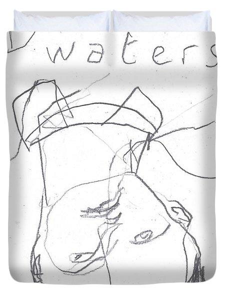 For B Story 4 5 Duvet Cover