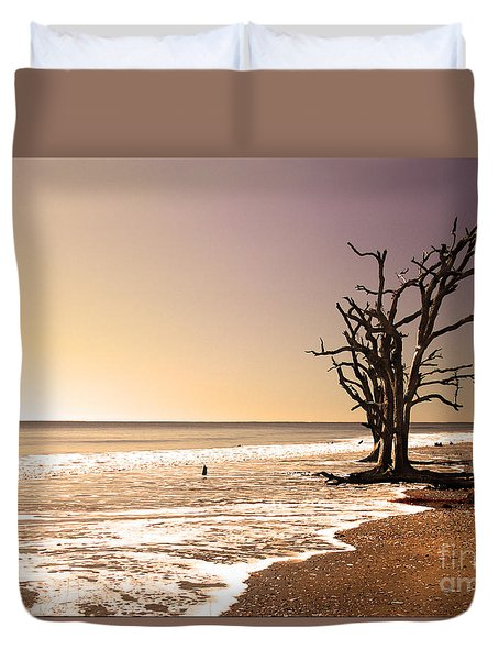 Duvet Cover featuring the photograph For Just One Day by Dana DiPasquale