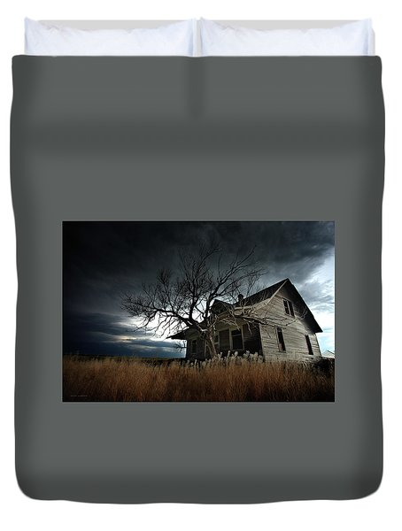 For Those Who Dare Duvet Cover
