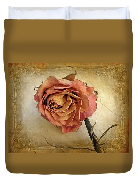 For You Duvet Cover