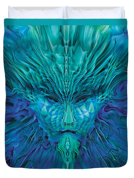 Force Duvet Cover