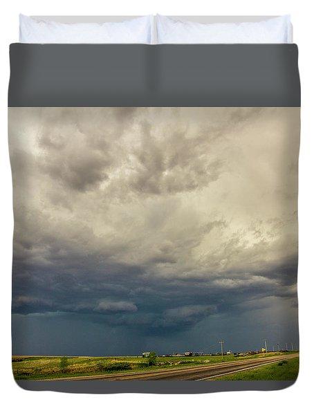 Forces Of Nebraska Nature 002 Duvet Cover