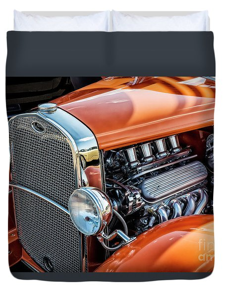Ford Coupe II Duvet Cover