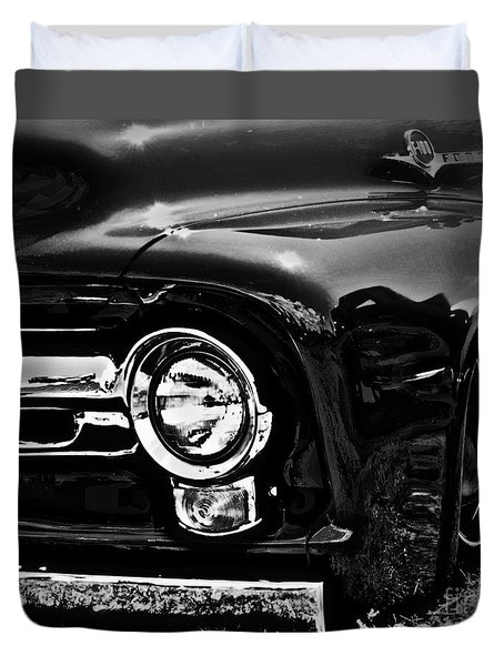 Ford F100 Duvet Cover