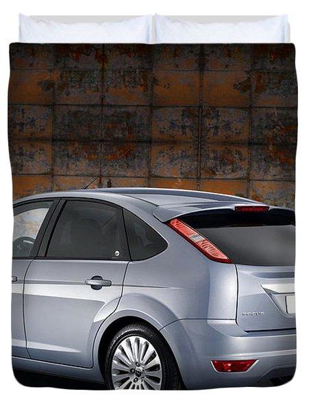Ford Focus Duvet Cover