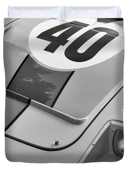 Ford Gt40 Duvet Cover