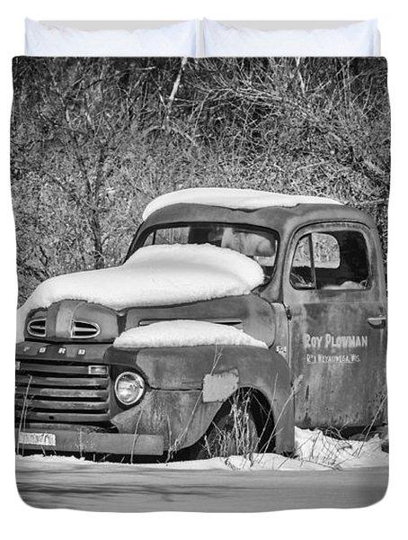 Ford Truck 2016-1  Duvet Cover