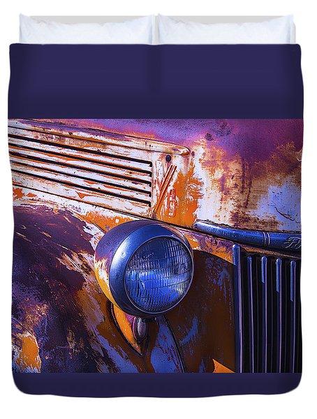 Ford Truck Duvet Cover
