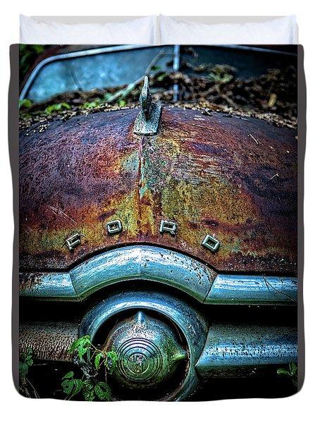 Ford Tudor Duvet Cover