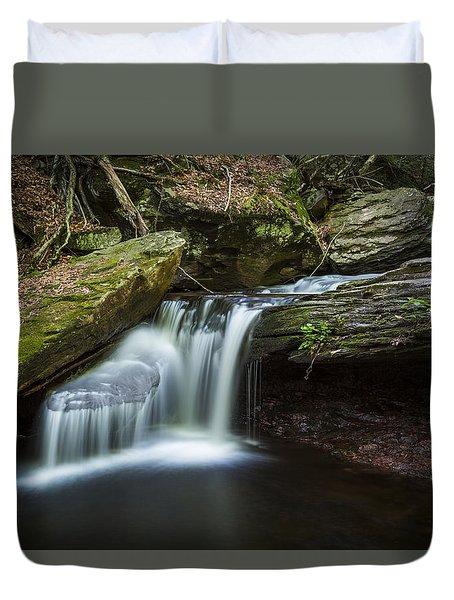 Forest Breeze Duvet Cover