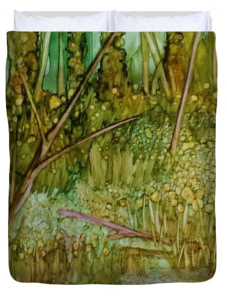 Forest Deep Duvet Cover