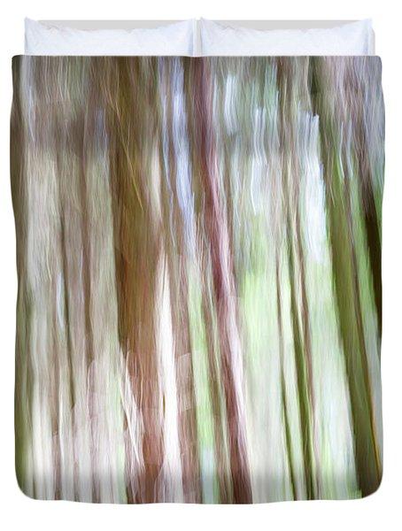 Forest Fantasy 4 Duvet Cover