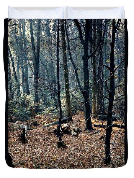 Fir Forest-1 Duvet Cover
